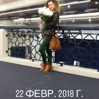 Фотография Екатерины Андрушко ВКонтакте