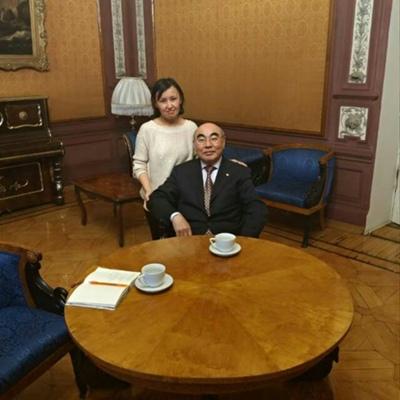 Gulnaz Opuzbekova