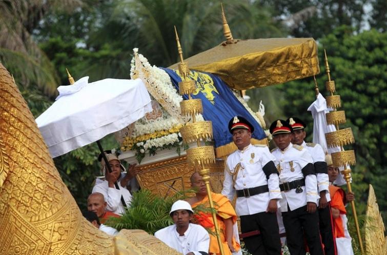 Национальные табу или чего нельзя делать в Камбодже, изображение №2