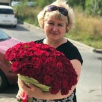 Фотография страницы Танюши Ивиной ВКонтакте