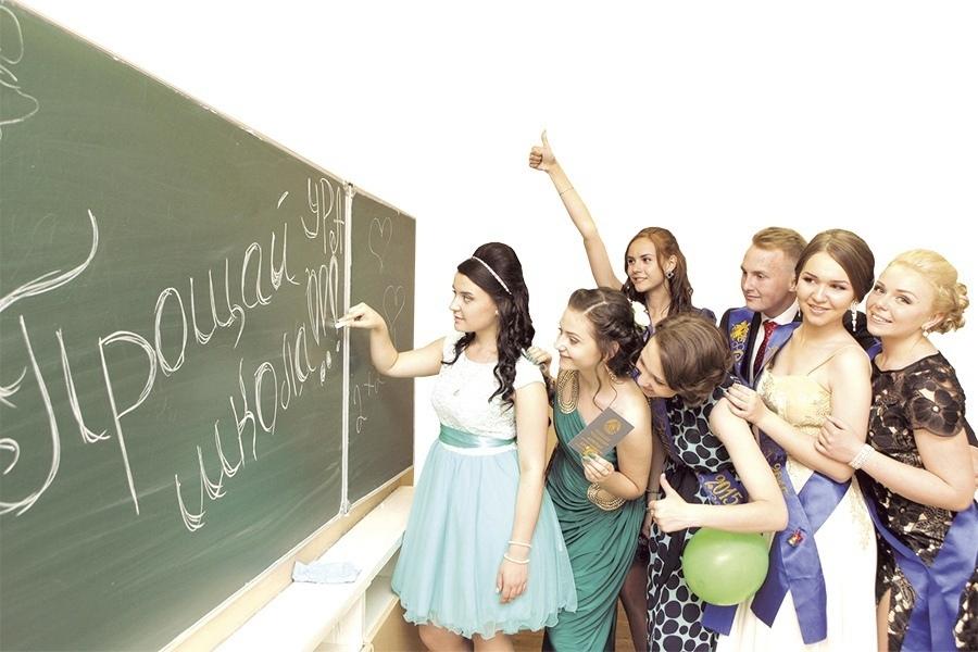 Выпускные у школьников Удмуртии начнутся в конце