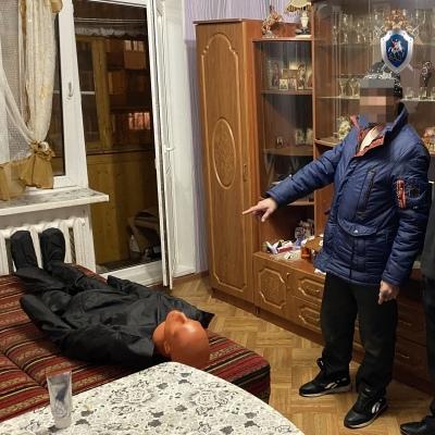 В Нижегородской области сын пять дней избивал мать...