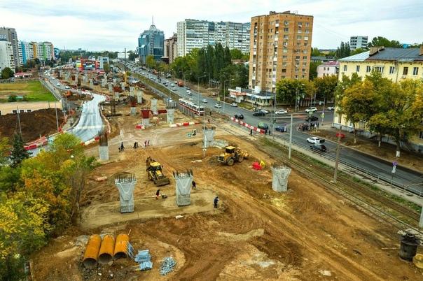В Самаре отремонтировали 17 дорог, примыкающих к з...