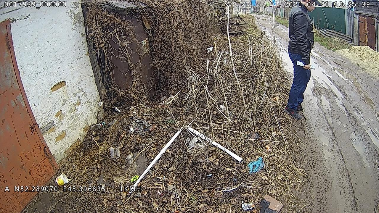 В ходе очередного рейда в Петровске зафиксированы нарушения правил благоустройства