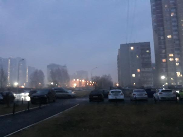 И снова утро мы встречаем в смоге. — В этот раз во...