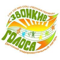 "Логотип ДОЛ ""Звонкие Голоса"""