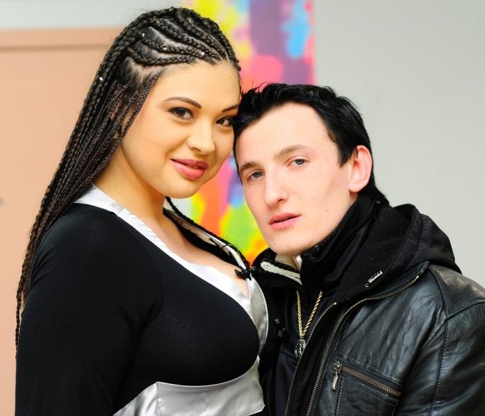 Инна Воловичева приехала на Дом2