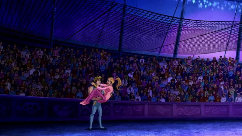 Скуби Ду Под куполом цирка 2012