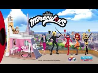 Новая линейка игрушек Miraculous | Рекламный ролик