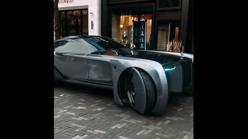 Будущий концепт Rolls Royce‼