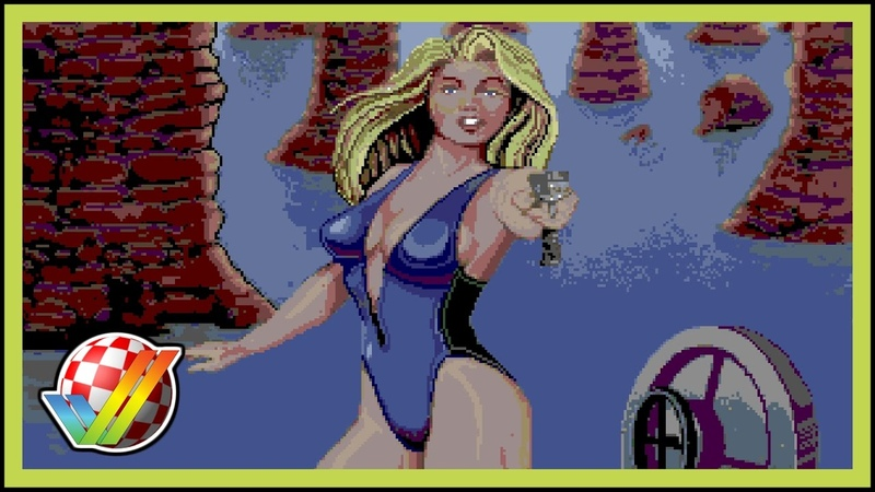 Amiga Longplay [052] Space Quest IV Roger Wilco and the Time Rippers