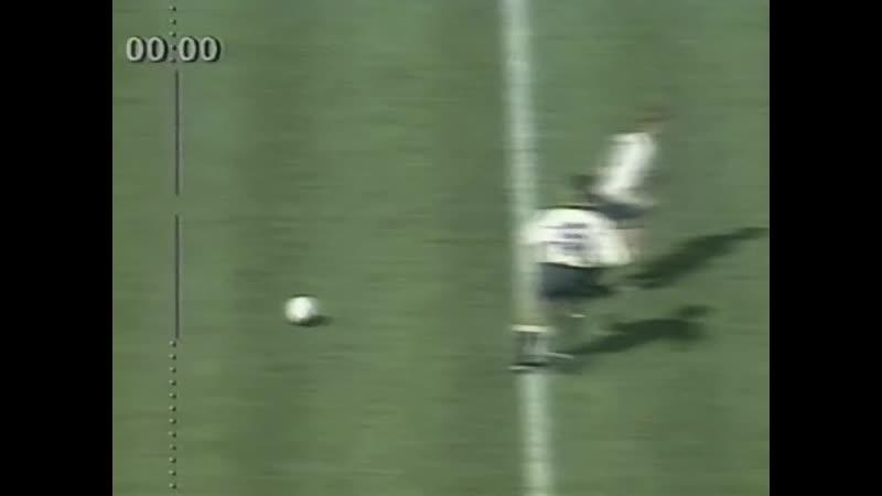 08 Коста Рика Шотландия ЧМ 1990 обзор матча