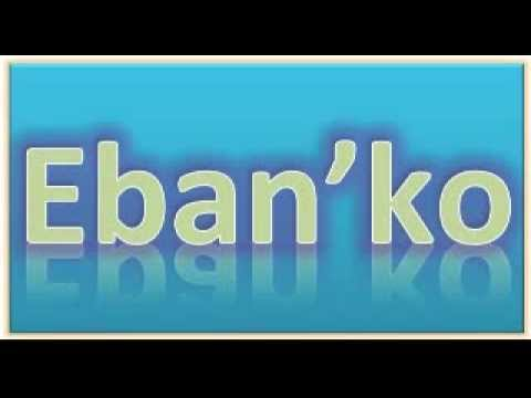 Eban'ko Водка