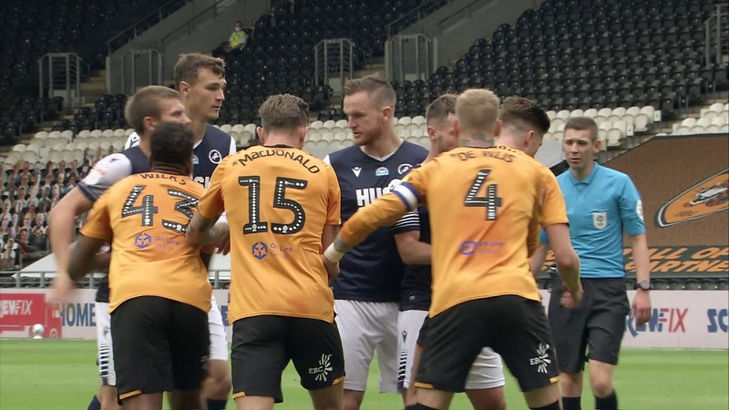 Hull City v Millwall highlights