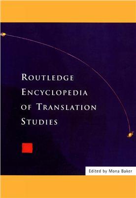 encyclopedia of translation studies