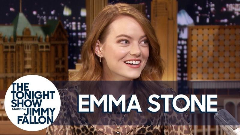 Emma Stone Involuntarily Screamed Watching BTSs SNL Sound Check