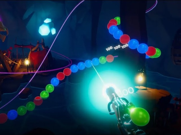 Zooma VR game
