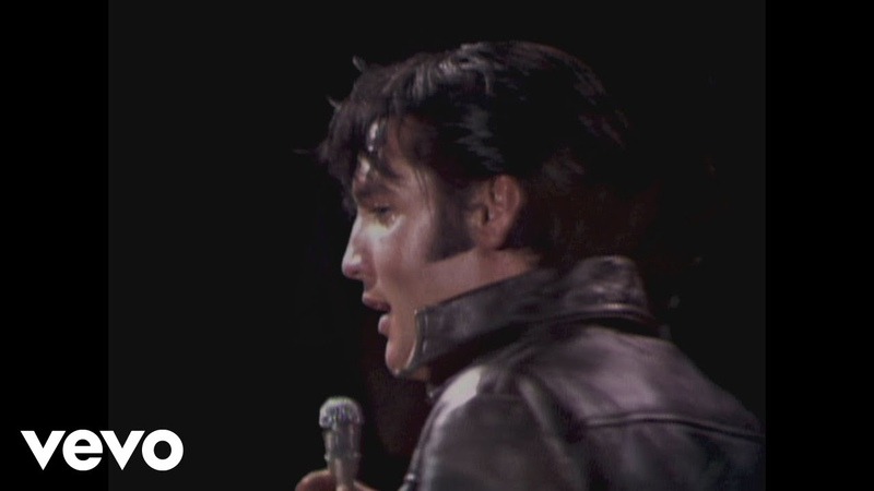 Elvis Presley Love Me Tender '68 Comeback Special 50th Anniversary HD Remaster