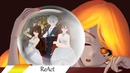 Вокалоиды ReAct - Hatsune Miku Kagamine Len Kagamine Rin Hot Team RUS COVER