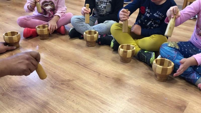 Kindergarten rhythm Okul Öncesi Ritim