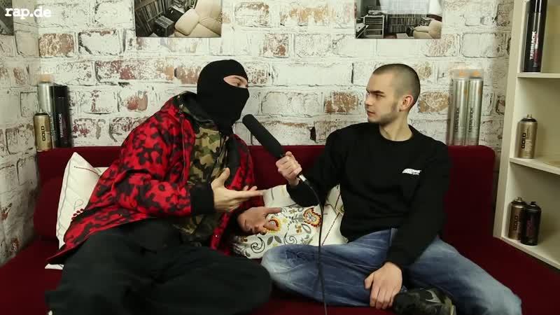 Blokkmonsta Staiger KO geschlagen Beef mit MC Eiht SEK Einsatz Real Rap Sto