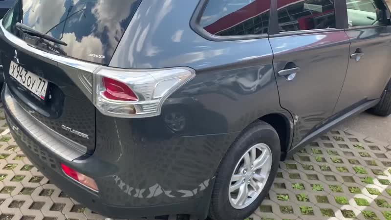 Автоподбор Mitsubishi Outlander