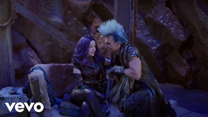 Dove Cameron Cheyenne Jackson Do What You Gotta Do From Descendants 3