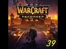 Часть 39 Ночные эльфы Салочки с демонами! Warcraft III:Reforged (No Comments). На максимальной сложности.