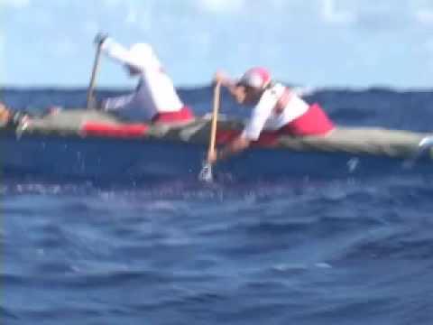 Kai Elua - Molokai to Oahu Womens Outrigger Canoe Race
