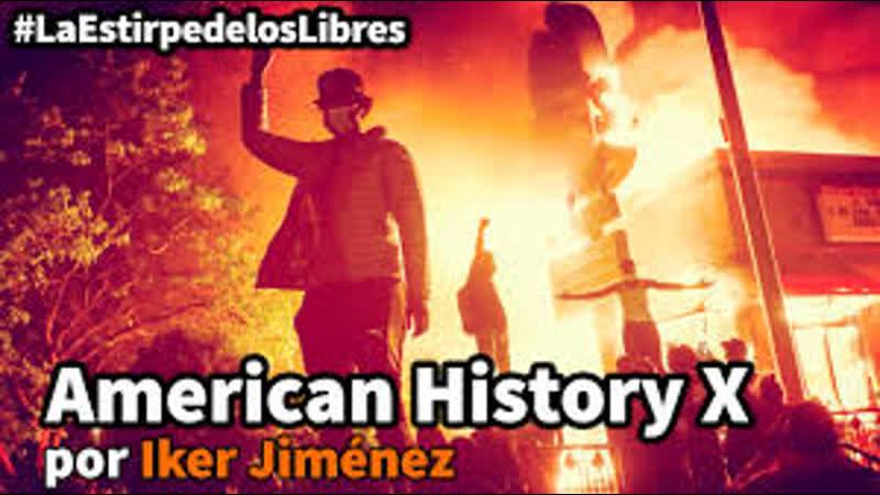 1x33 American History X por Iker Jiménez LaEstirpedelosLibres