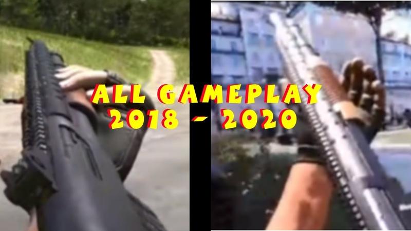 Serious Sam 4 Planet Badass All Gameplay 2018 2020
