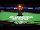 Snooker Nation Championship FINAL Game PC 1080p 60fps 4
