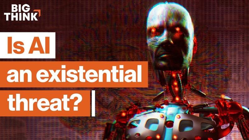 Is AI a species level threat to humanity Elon Musk Michio Kaku Steven Pinker more Big Think