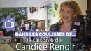Reportage dans les coulisses de Candice Renoir