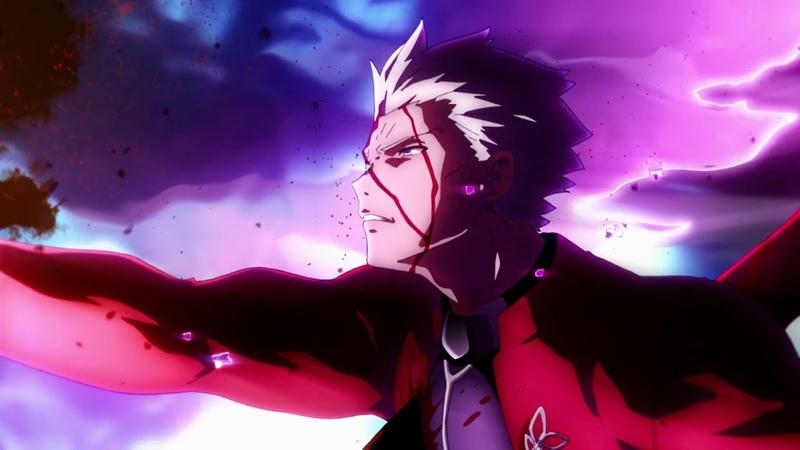 Fate stay night Heaven's Feel ll Archer's Epic Rho Aias 4K
