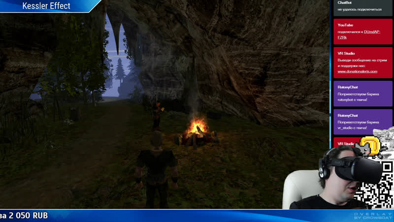 [ПК] Готика 2 на Oculus Quest ► Gothic 2 Night of the Raven