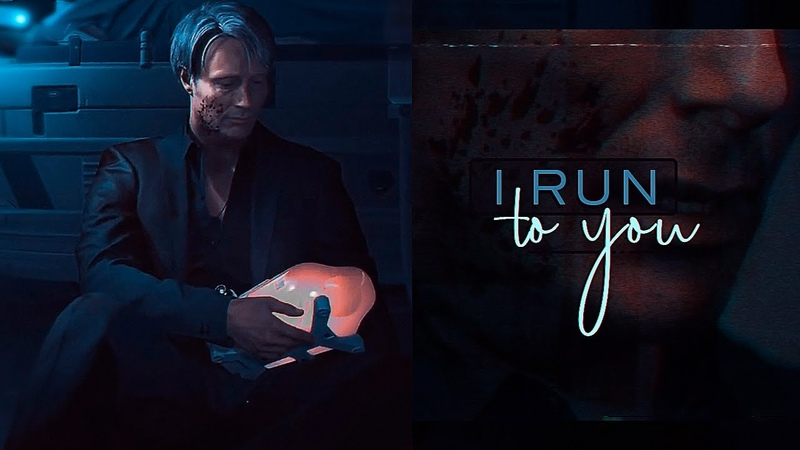 I run to you — cliff unger [death stranding] gmv