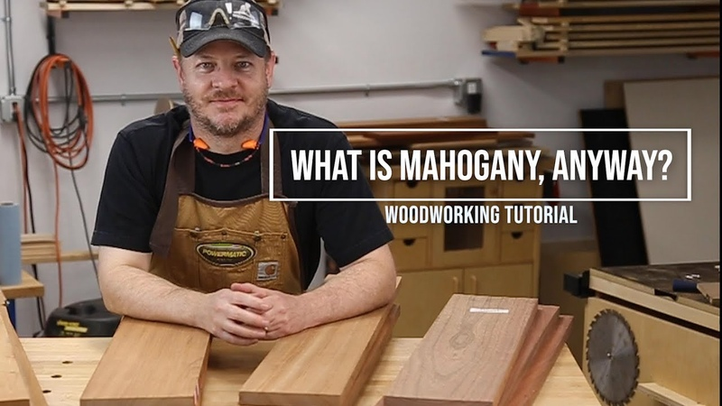 The ONE Difference Between MAHOGANY Lumbers