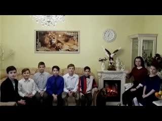 МАРАФОН ПОЗДРАВЛЕНИЙ: ДЕТСКАЯ ДЕРЕВНЯ - SOS