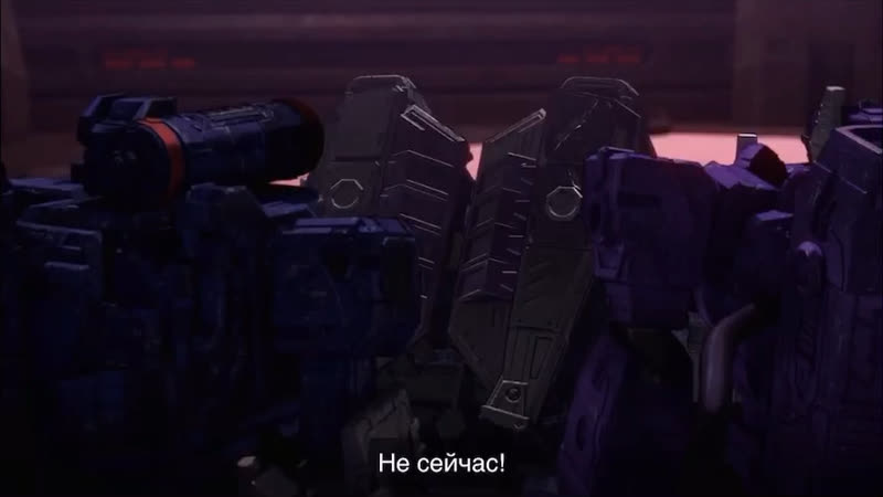 Голос Саундвейва Трансформеры Война за Кибертрон Transformers War for Cybertron Netflix
