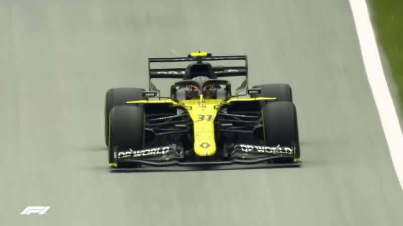 2020 Austrian Grand Prix FP1 Highlights