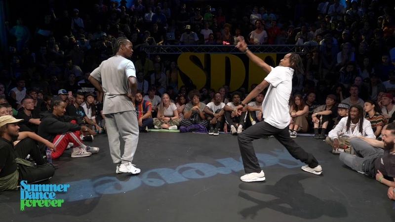 Fabbreezy vs Marcio Ratinho TOP 24 Hiphop Forever Summer Dance Forever 2019