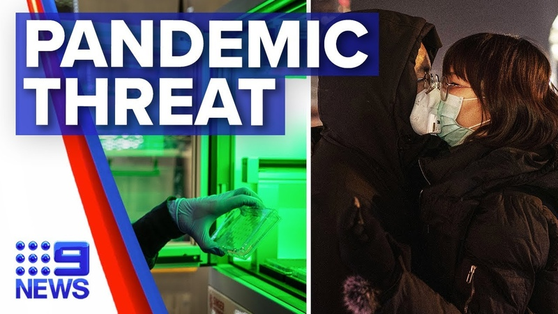 World prepares for potential coronavirus pandemic Nine News Australia