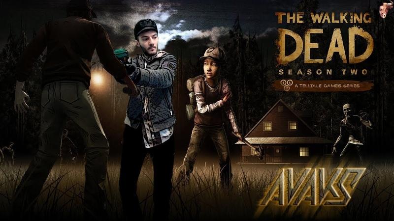 The Walking Dead Season Two ➤ СЕЗОН 2 ➤ ВСЕ, ЧТО ОСТАЛОСЬ ➤ МЕЖ ДВУХ ОГНЕЙ 4