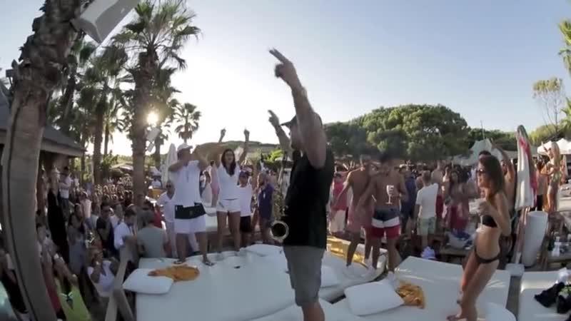 Jimmy Sax Live at Nikki beach St Tropez Opus Eric Prydz