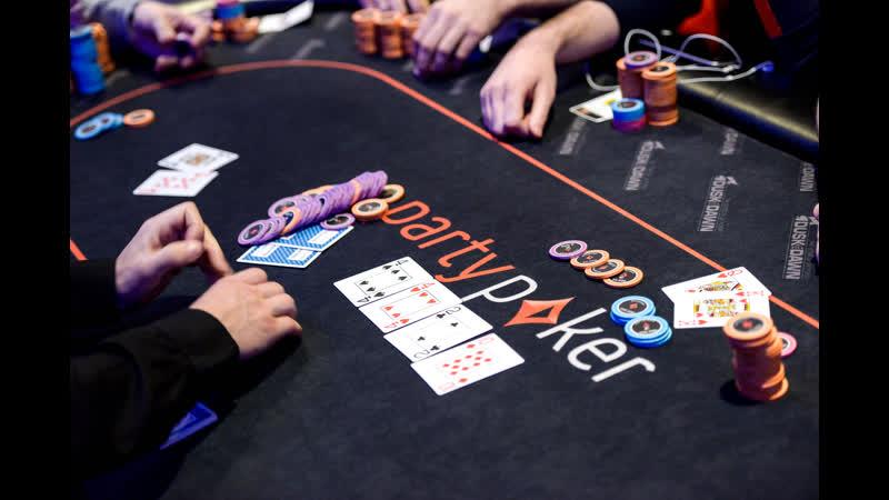 Турнир хайроллеров Triton Poker День 2 MILLIONSRussia