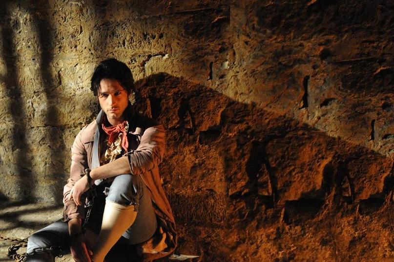 Матьё Карно в роли революционера