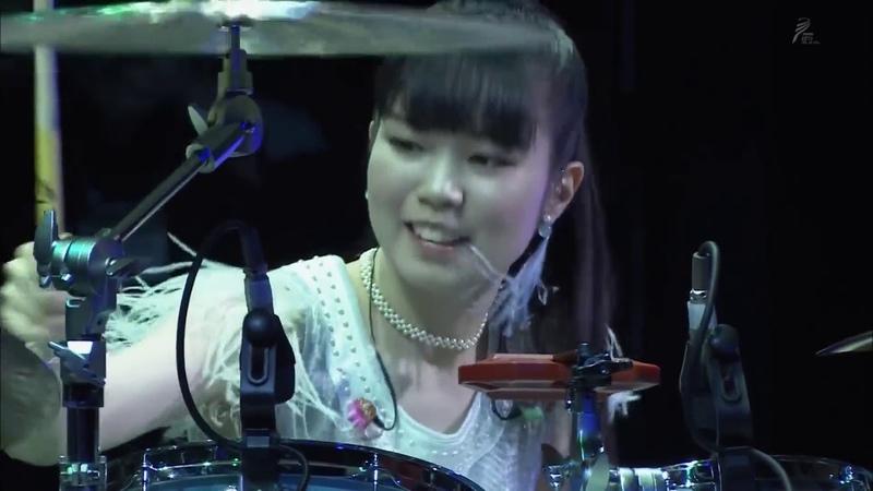 Senri Kawaguchi Philippe Saisse Armand Sabal Lecco Wupatki Tokyo Jazz Festival 2017