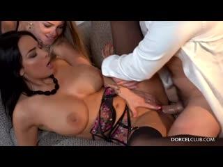 Anissa Kate and Tiffany Leiddi - A Threesome Masterpiece - Porno, All Sex, Hardcore, Blowjob, Gonzo, Porn, Порно