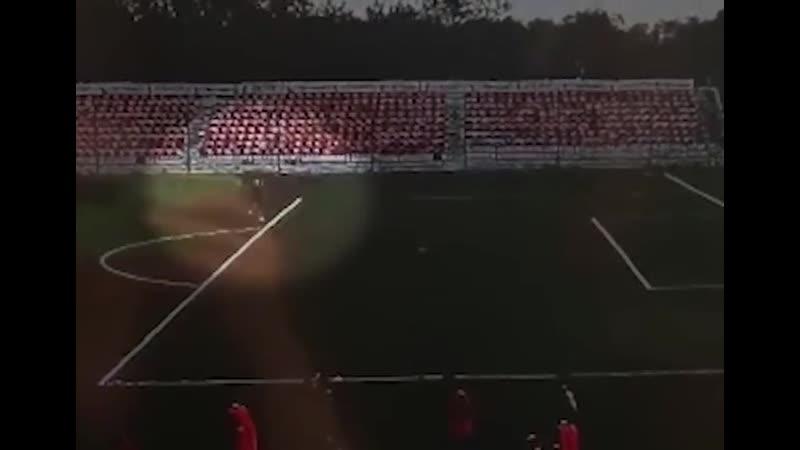 Удар молнии в футболиста VHS Video
